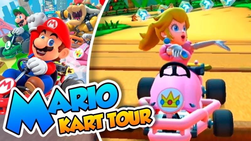 Cómo descargar Mario Kart Tour en PC