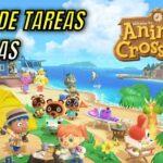 La guía de tareas diarias Animal Crossing New Horizons