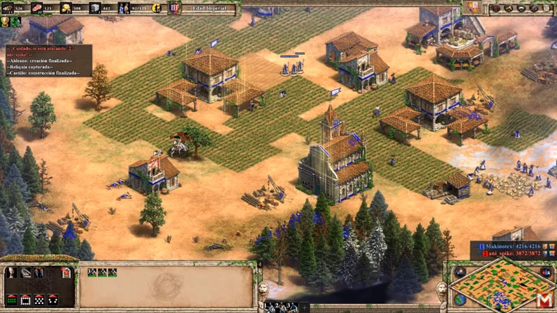 Trucos Age Of Empires 2