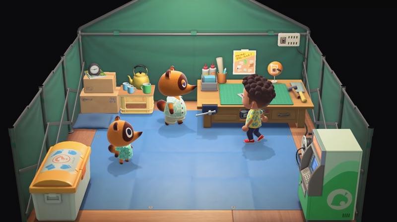 Guía de tareas diarias Animal Crossing New Horizons