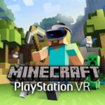 Lanzamiento de Minecraft en PlayStation VR
