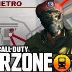 Todos los detalles de Warzone Metro de Verdansk