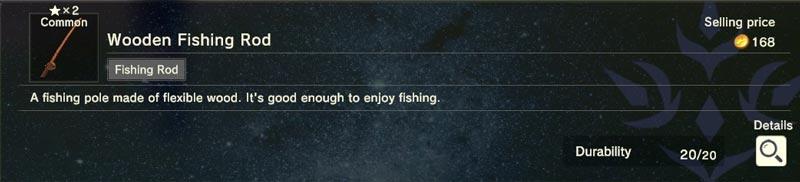 Guía de pesca de Craftopia