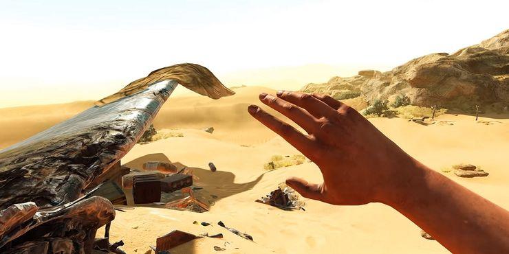 amnesia-rebirth-plane-crash-desert