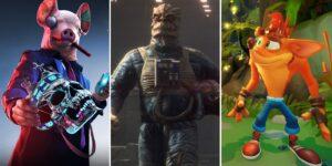 Los 12 lanzamientos de juegos nuevos más importantes de octubre de 2020