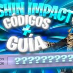 Nuevos códigos para canjear en Genshin impact (2020)