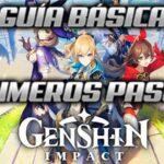 Guía para Principiantes Genshin Impact ! Personajes, armas y artefactos! Cómo y qué subir!