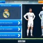 Descarga La Plantilla Del Real Madrid Para Dream League Soccer 2020-2021