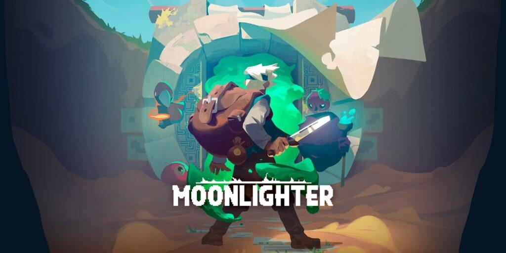Moonlighter similar a zelda
