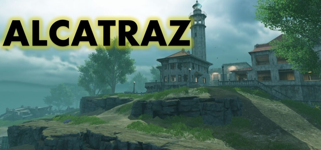 guia call of duty alcatraz