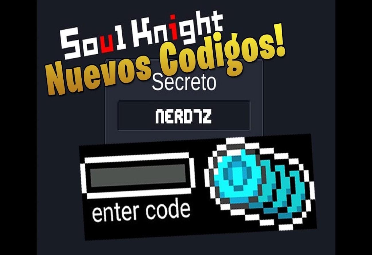 Códigos Soul Knight 2021