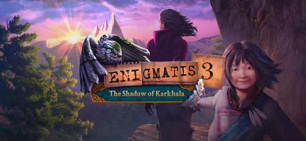 Guía y Soluciones para Enigmatis 3