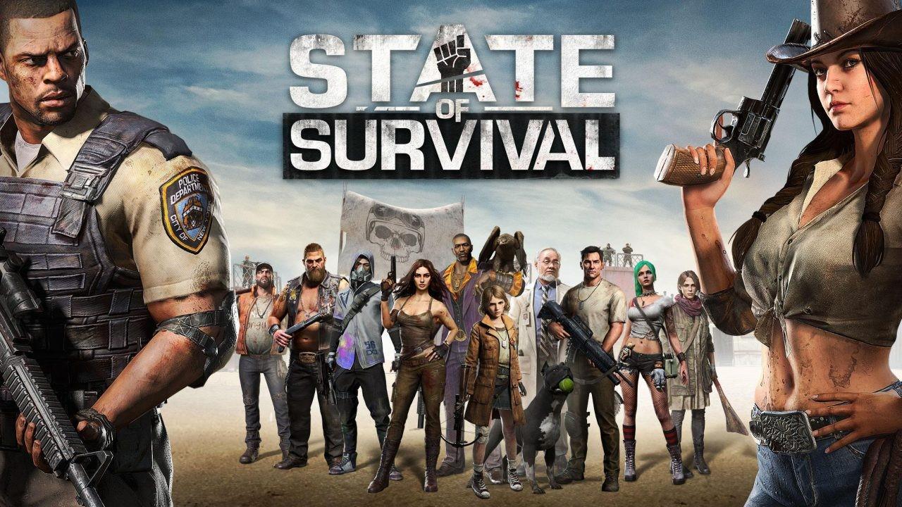 Guía y Trucos State Of Survival