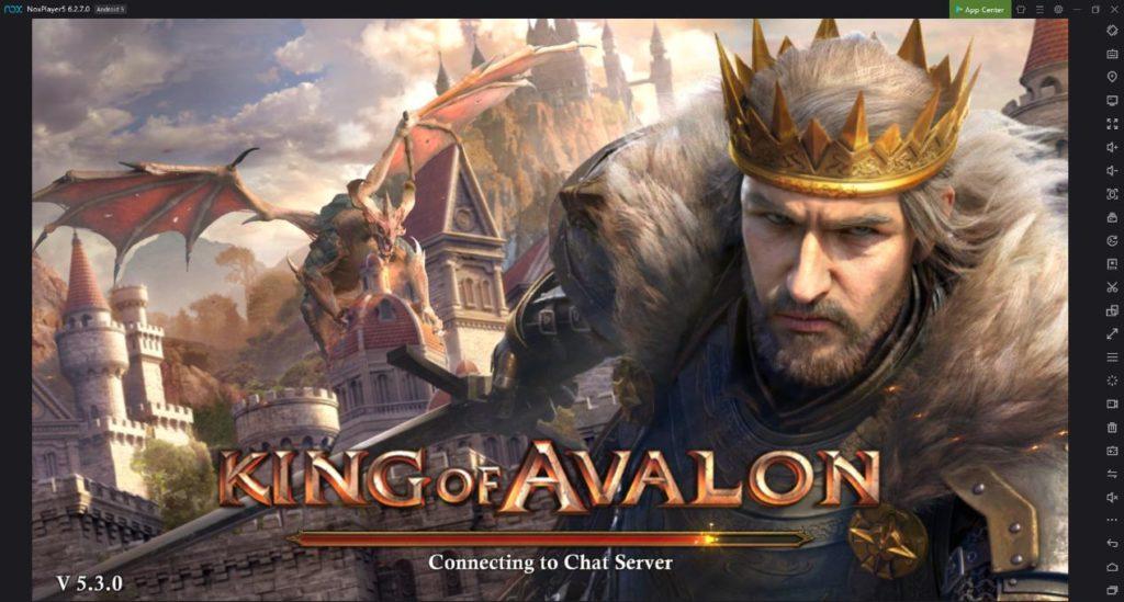 Trucos de King of Avalon