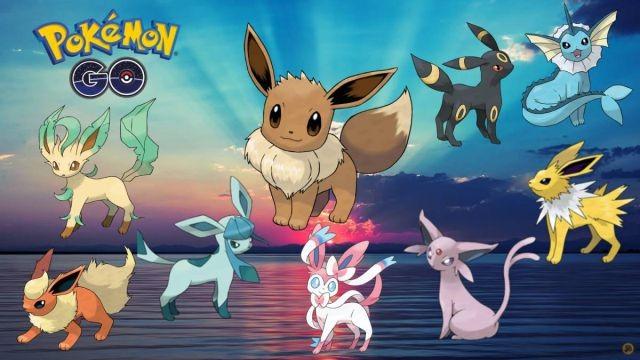 Cómo hacer que Eevee evolucione al personaje que quieras en Pokémon GO