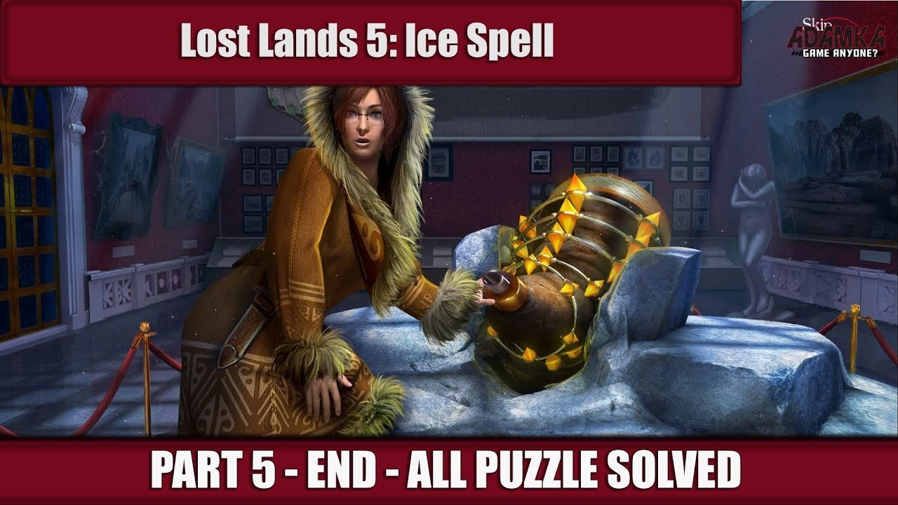 Lost Land 5 Ice Spell