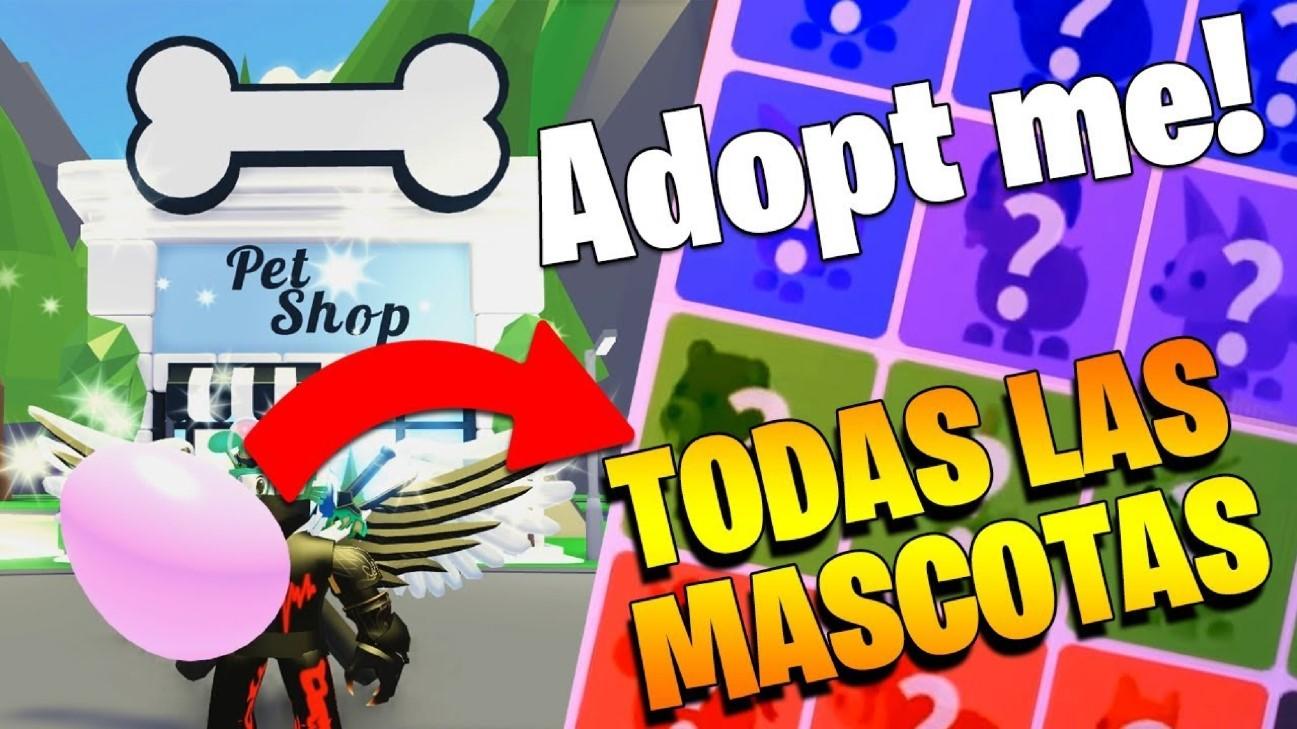 Mascotas en Adopt Me! - Guía Roblox