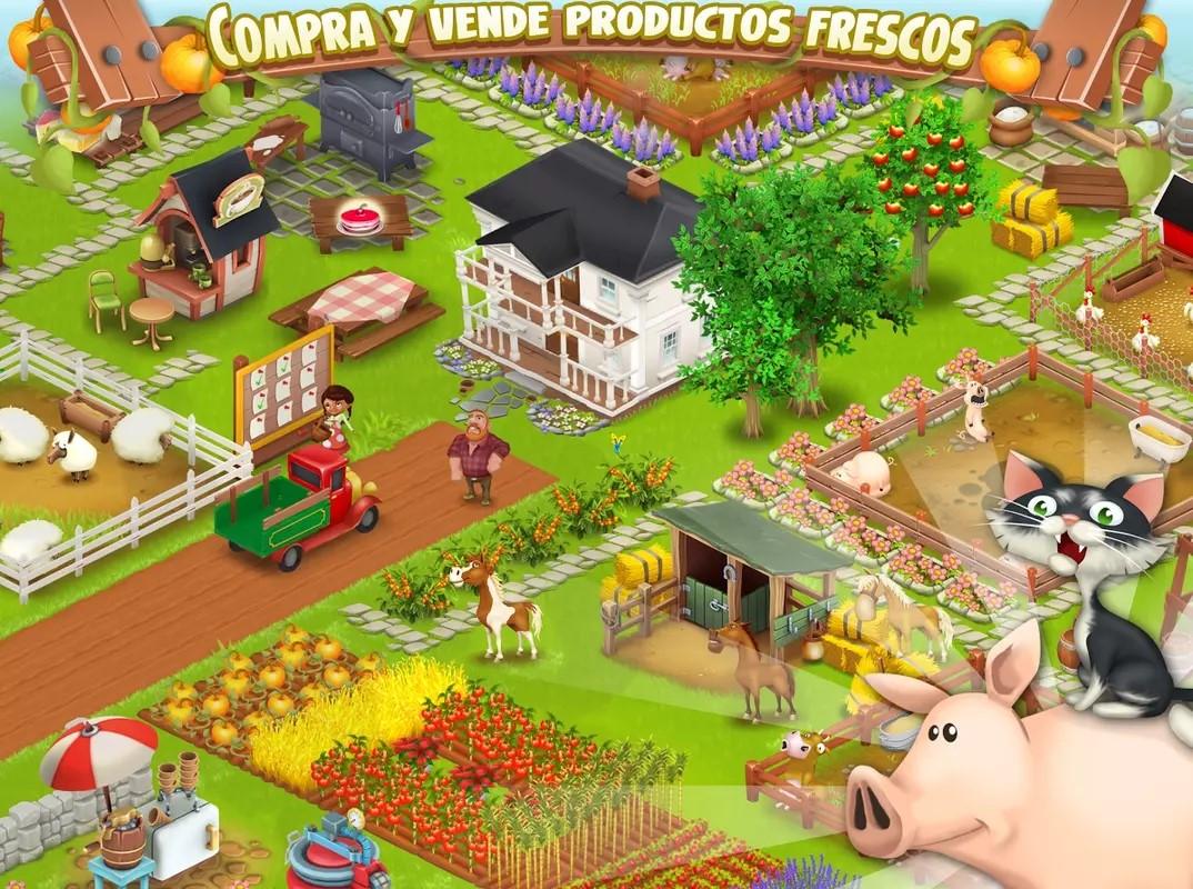 Cómo conseguir gemas gratis en Hay Day