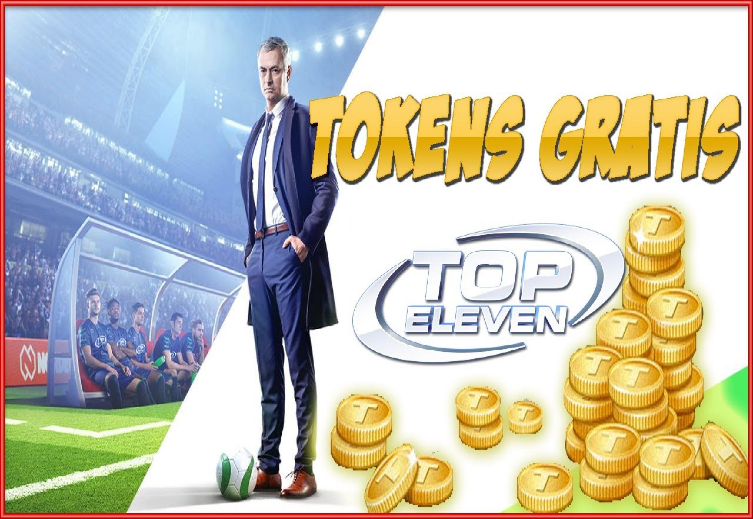 Cómo conseguir tokens gratis en Top Eleven