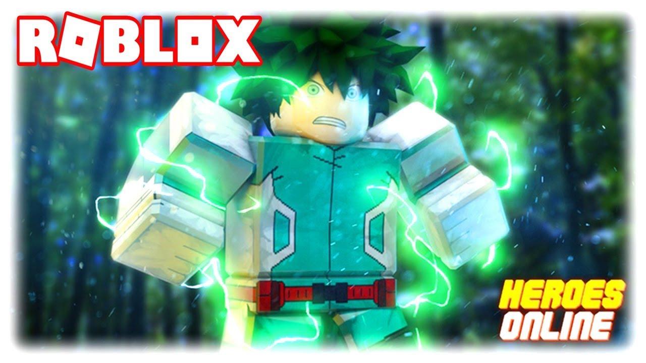 Códigos Heroes Online Roblox
