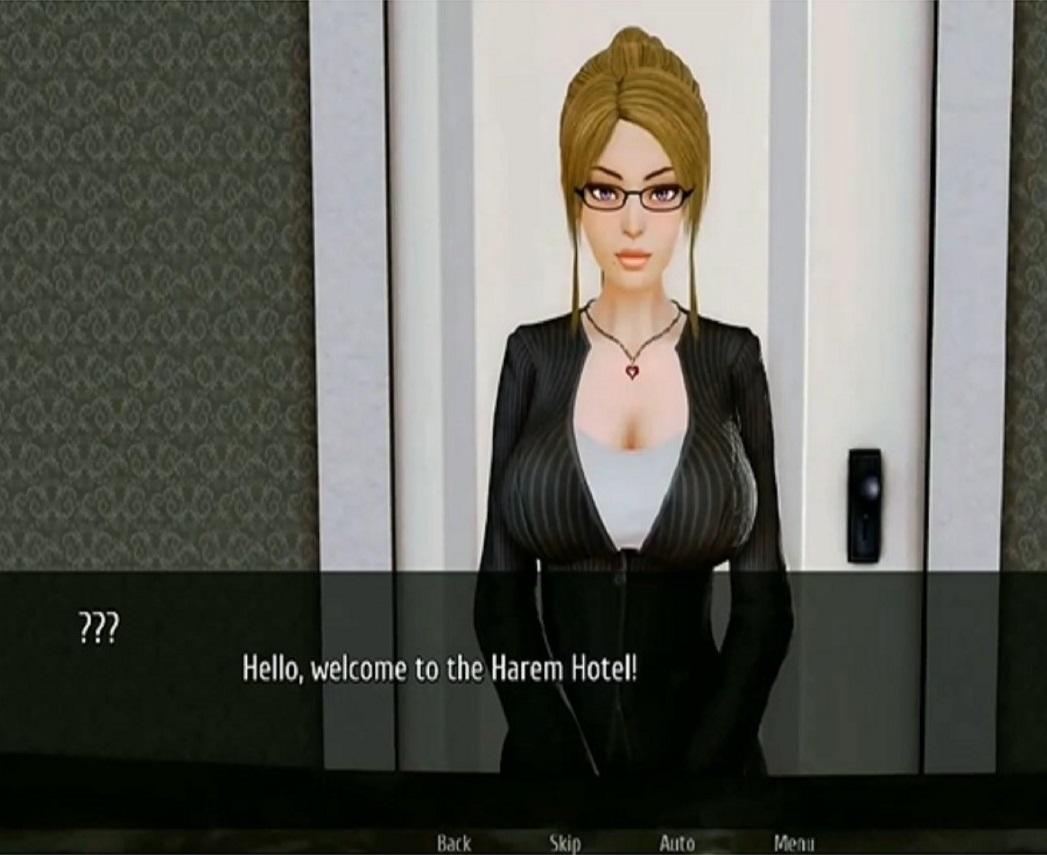 Códigos de Harem Hotel