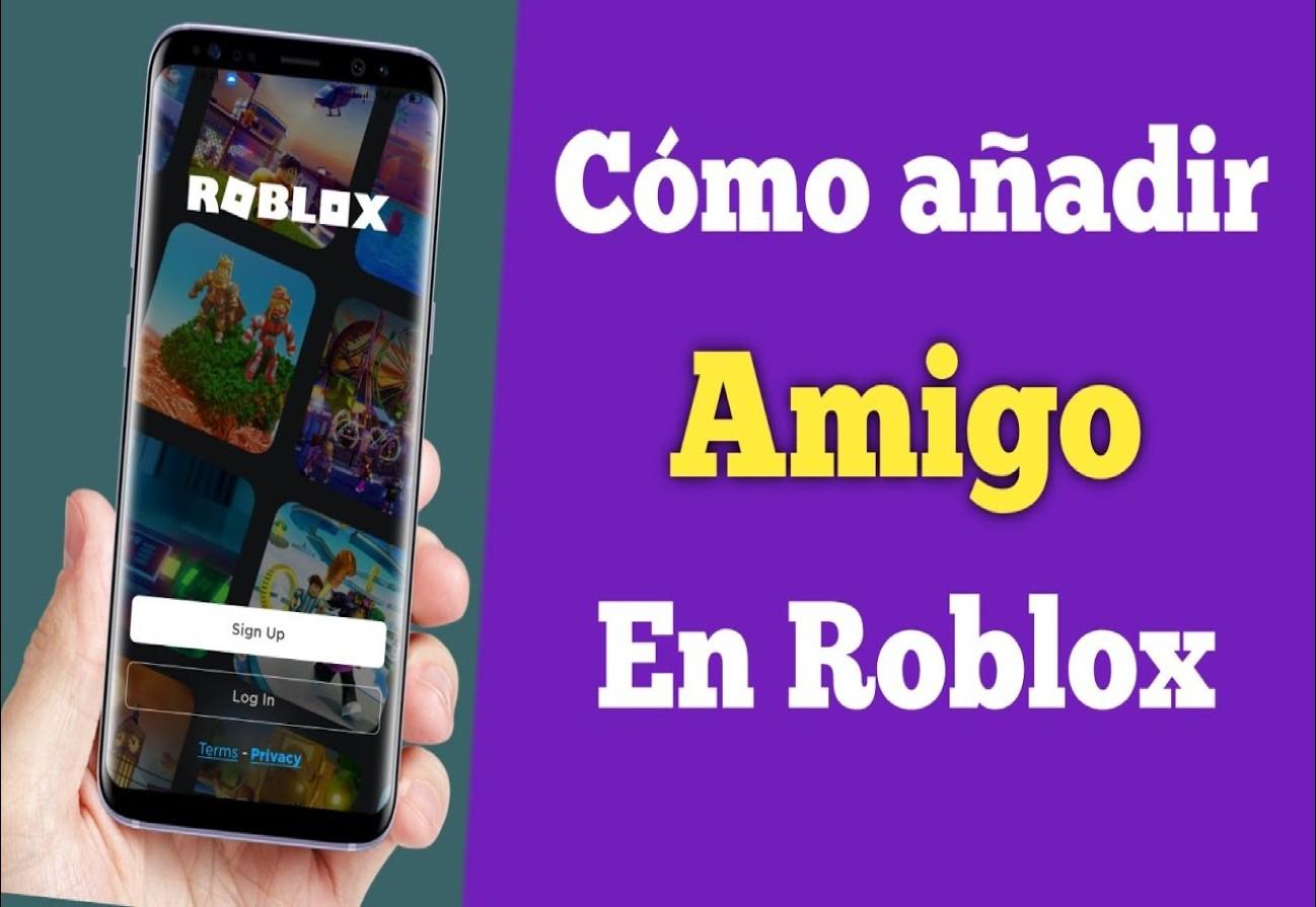 Cómo buscar y agregar amigos en Roblox