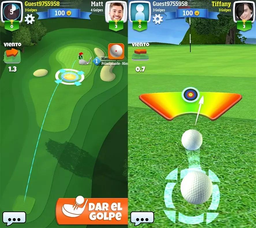 Cómo conseguir Monedas Gratis en Golf Clash