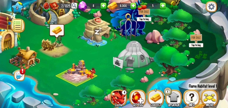 Cómo conseguir gemas gratis en Dragon City