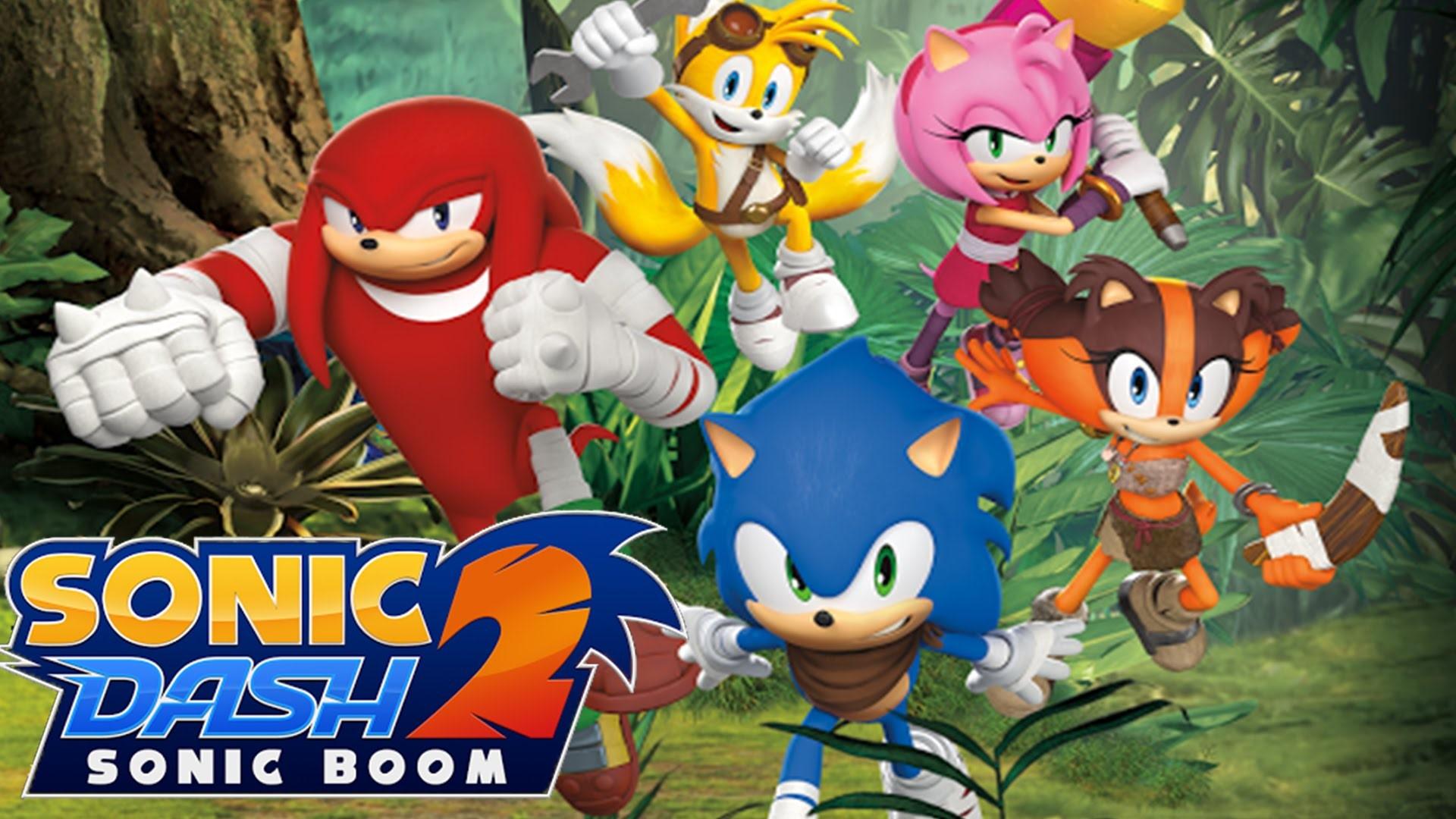 Trucos para conseguir rings y estrellas rojas en Sonic Dash 2