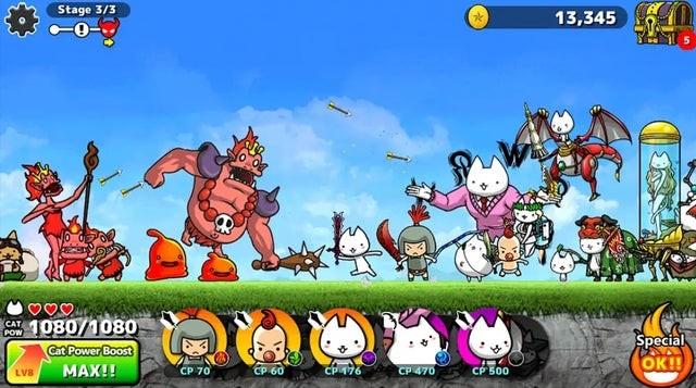 Los mejores mods de Battle Cats