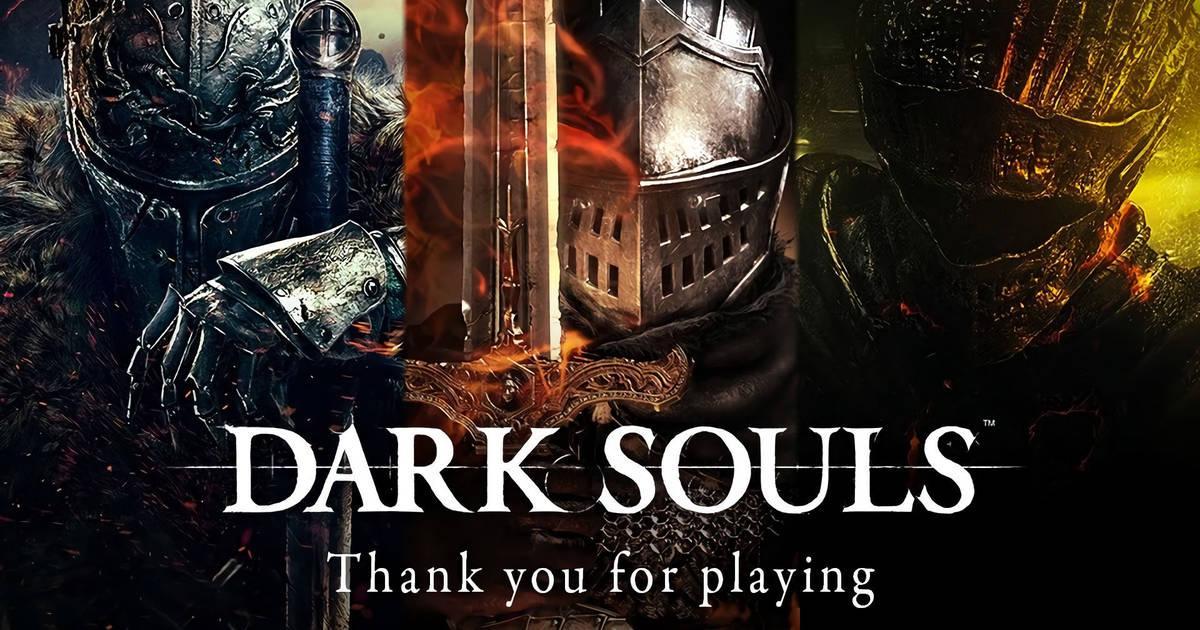 Comandos de Dark Souls
