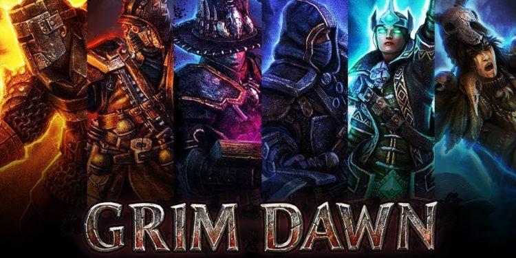 Comandos de Grim Dawn
