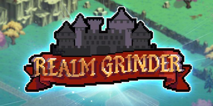 Comandos de Realm Grinder