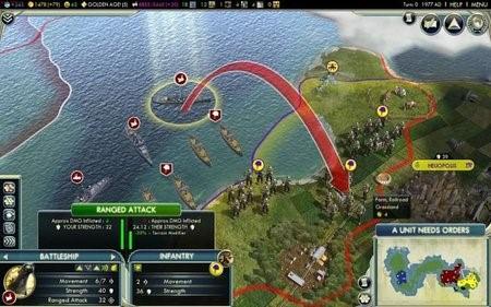 Los mejores mods de Civilization 5