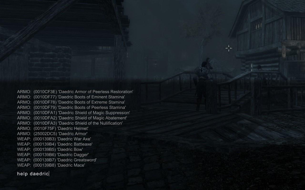 Trucos de Skyrim