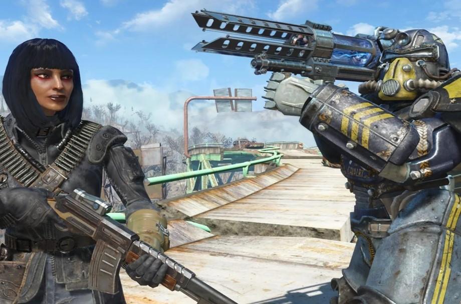 Comandos de Fallout 4
