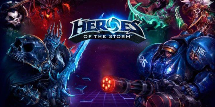 Comandos de Heroes of The Storm